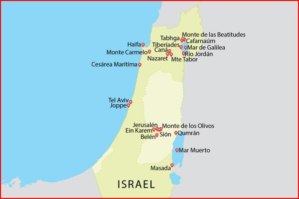 Viajes a Tierra Santa desde México viajes a tierra santa desde méxico Israel con Aéreo $2,149 por Pax - Viajes a Tierra Santa desde México Viaje a Tierra Santa