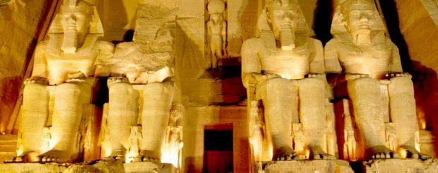 Templo de Ramsés II, Ofertas en Egipto, Tierra de Faraones
